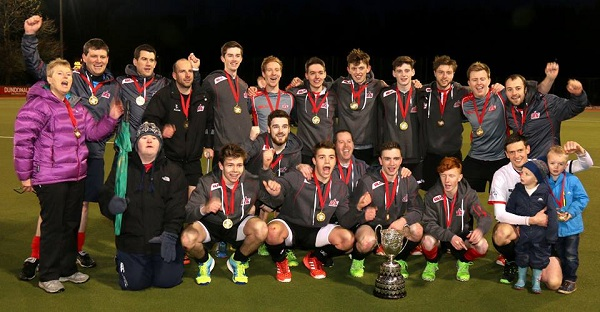 Stunning win in Kirk Cup Final