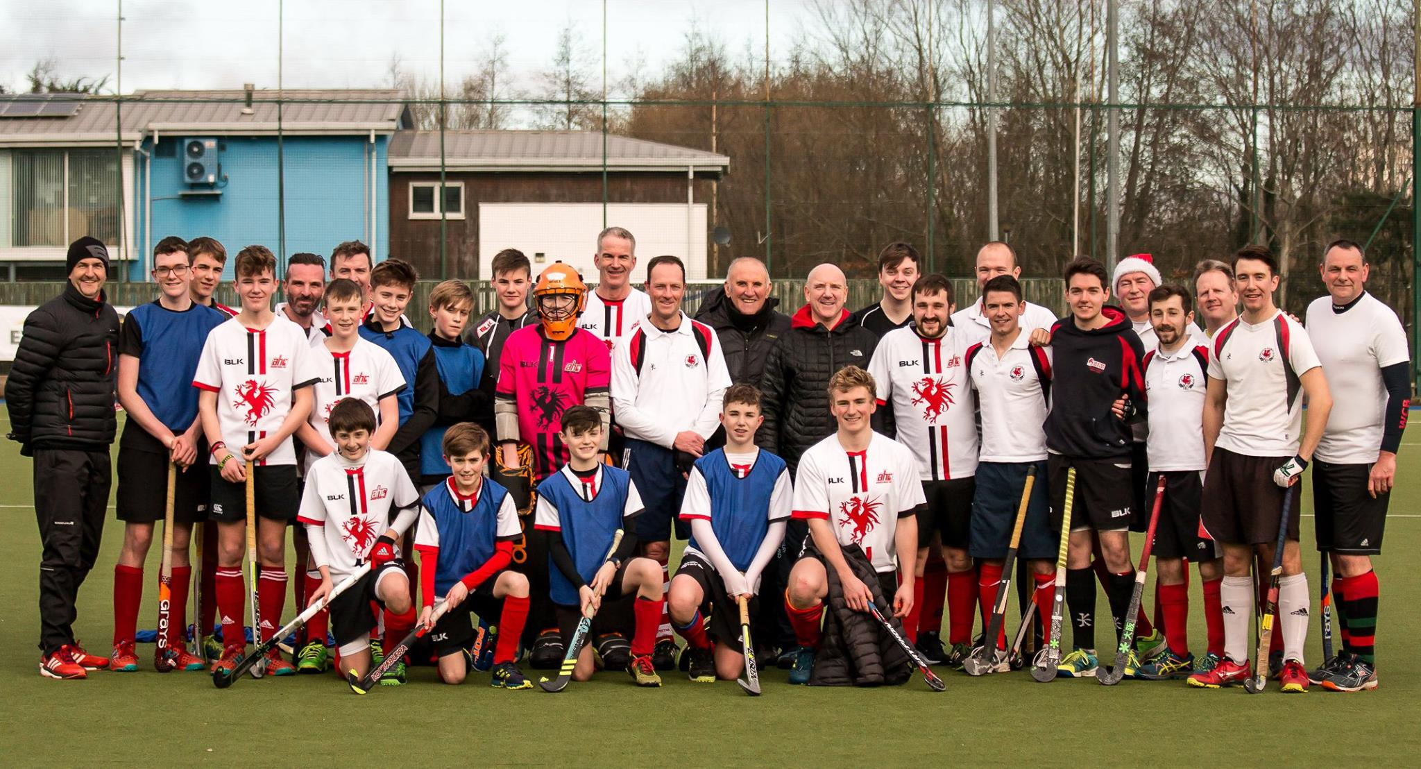 Boxing Day Matches - Photos available