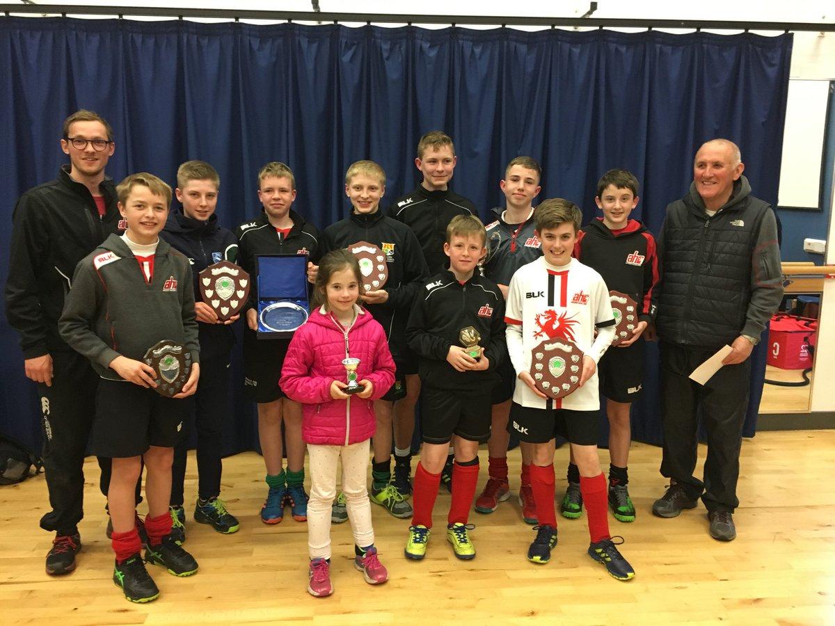 Juniors - Award Winners