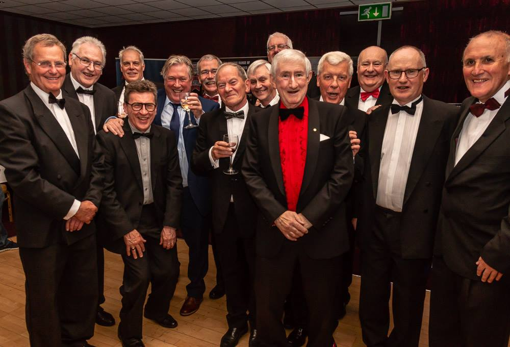 Dale Legends at 50th Anniversary Celebrations