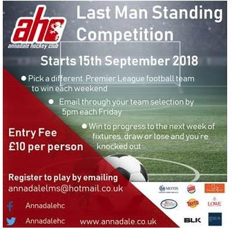 Last Man Standing - Have you entered?
